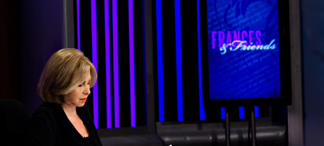 Frances & Friends | About Frances Swaggart