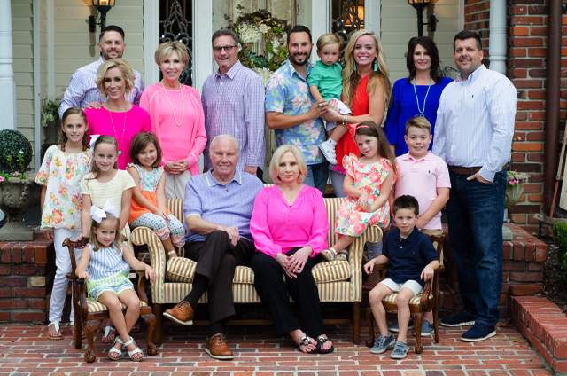 Frances & Friends   About Frances Swaggart